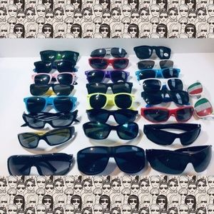 25 pairs of Sunglasses - Great Condition!